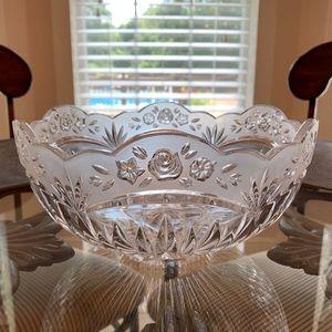 Oneida Crystal Bowl